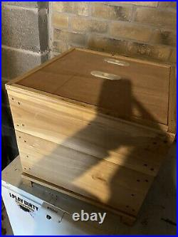 National Beehive, Gable Roof & Accessories NEW & UNUSED