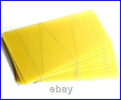 National Beehive Wired Wax Foundation Sheets Select Your Size/Quantity