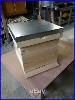 National bee hive