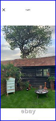 New British National Bee Hive With Gabled Roof