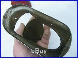 Original Harley Davidson Beehive Boat tail light Taillight Knucklehead Flathead