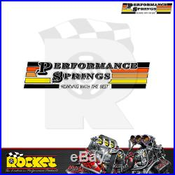 Performance Springs Nitrided Beehive Valve Springs Fits Chev LS1/LS2 PSBH518