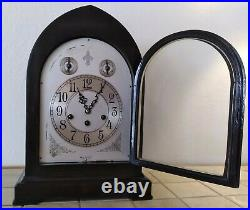 SETH THOMAS Beehive Westminster Chime Mantle Clock, #72 (1921) #113 Moverment