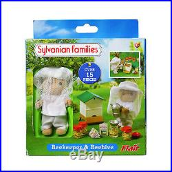 Sylvanian Families Calico Critters Beekeeper and Beehive Set