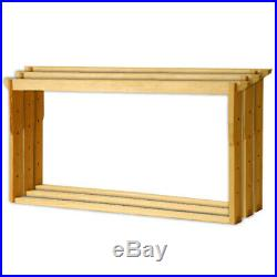 Technosetbee 20frame Langstroth insulated beehive WITH 20 WOODEN FRAMES