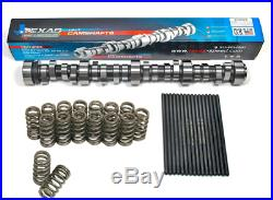 Texas Speed 224R. 600 Camshaft Kit with Beehive Springs for Chevrolet LS 5.7 6.0