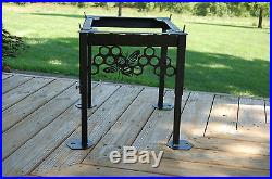 The Beest Hive Stand HANDMADE The Perfect Beehive Stand for Your Yard Apiary