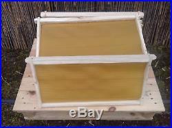 Used Langstroth 10 frame Bee Hive deal 1 deep Super 1 Brood (Royalboroughhoney)