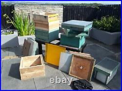 Used national bee hives