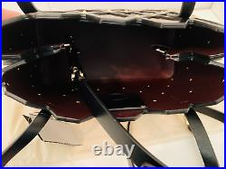 Valentino Garavani Beehive Small Studded Pink Leather Tote, New, Ori$2246