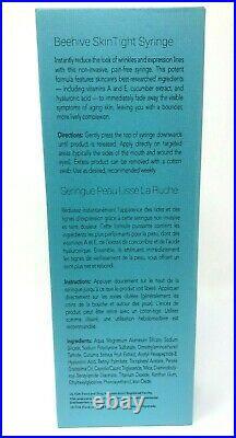 Venofye Beehive Skintight Syringe Instantly Reduces Look of Wrinkles and Lines