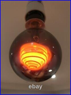 Vintage Osglim Neon Beehive Glow Bc Mains Bulb 24w