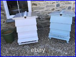 WBC Bee Hives For Beekeeping Or Stylish Garden Ornaments-8 Available- £225 For 1