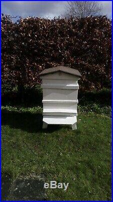 WBC Beehive with Brood box etc