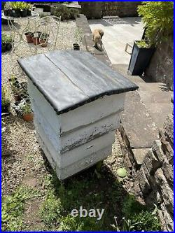 WBC Beehive with Gabled Roof